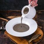 Crema de Cuitlacoche